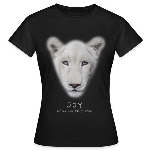 Joy portrait - T-shirt Femme