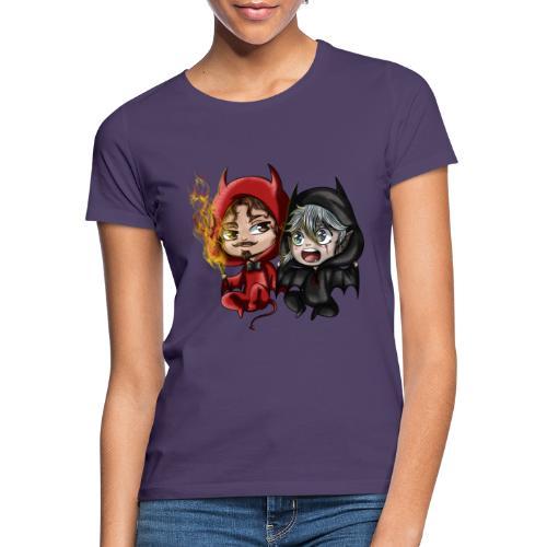 Chibis Halloween - T-shirt Femme