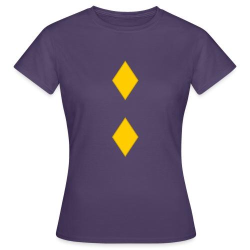 Upseerikokelas - Naisten t-paita