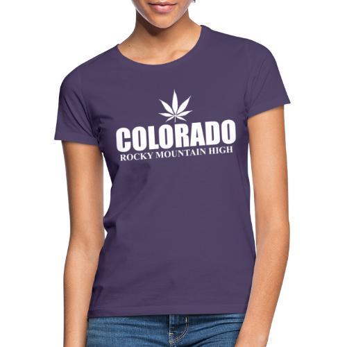 rocky mountain high - T-shirt Femme
