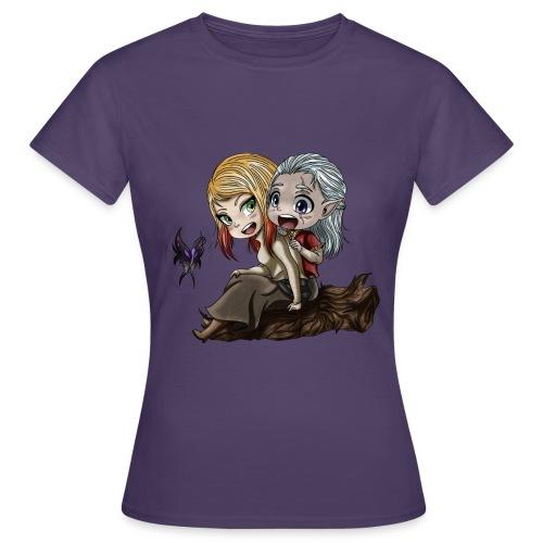 Amis d'Enfance - T-shirt Femme