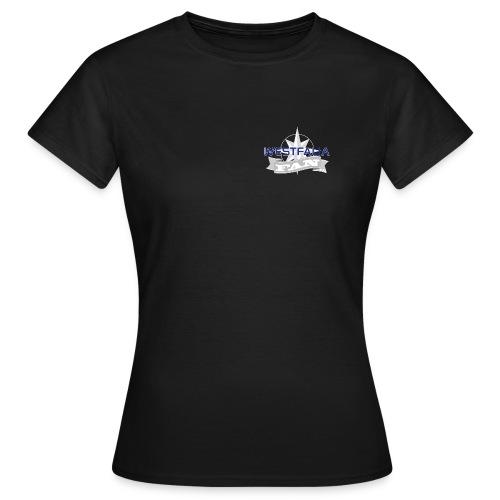 westfaliafanlogo - Frauen T-Shirt
