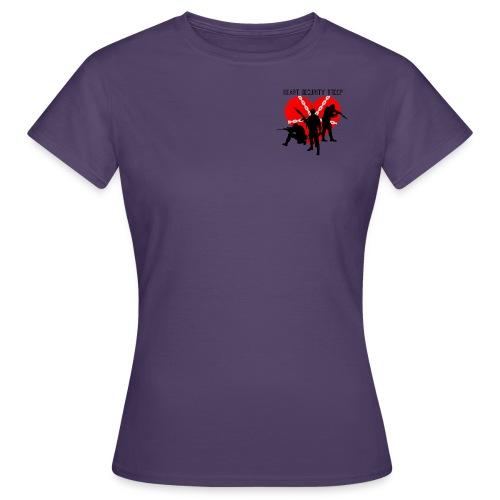 Heart troop - Camiseta mujer