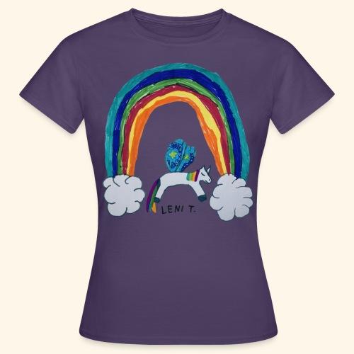 LeniT For Unicorns Only - Naisten t-paita