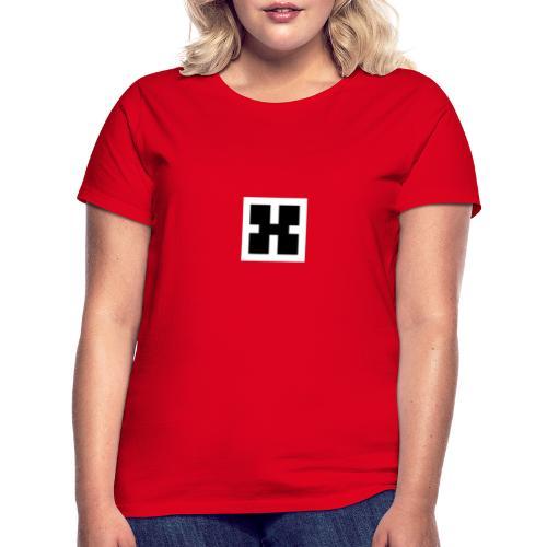 Inverted XRhodes Films Logo 2019 - Women's T-Shirt