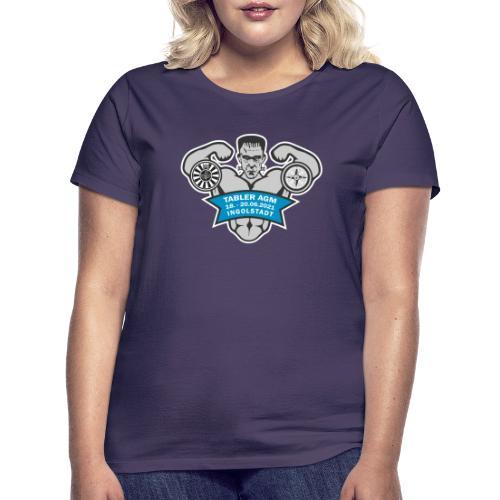 TABLER AGM INGOLSTADT - Frauen T-Shirt