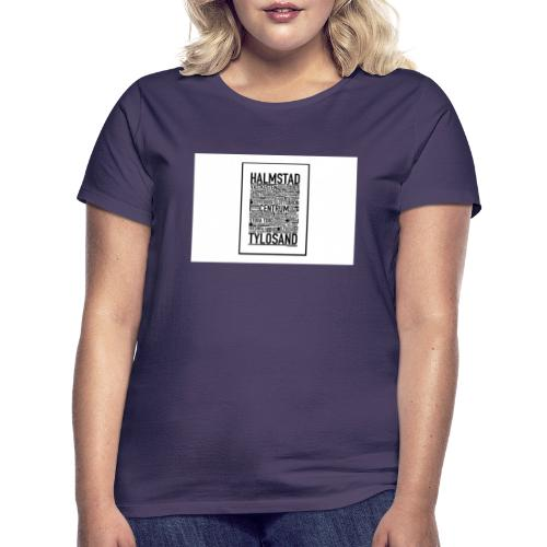 Only Halmstad - T-shirt dam