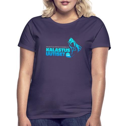 Kalastusuutiset - Naisten t-paita