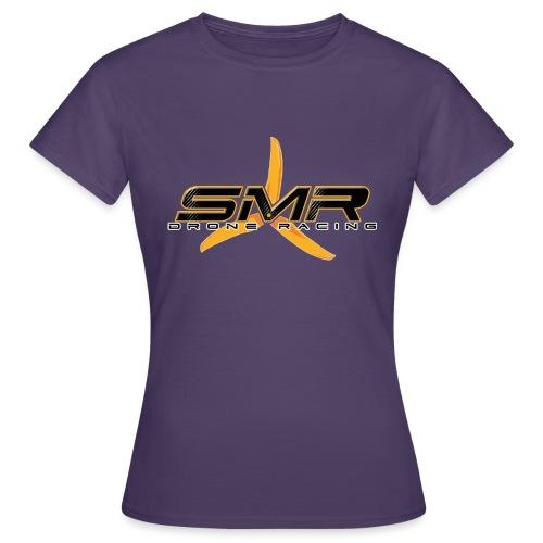 SMR Black - T-shirt Femme