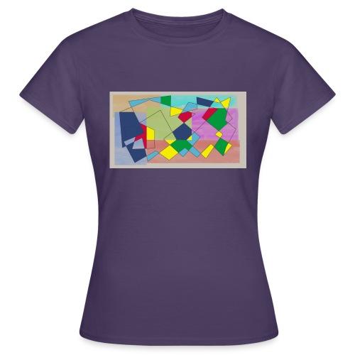 Abstract #1 - Women's T-Shirt