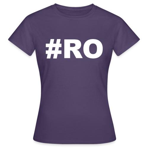ro - Naisten t-paita