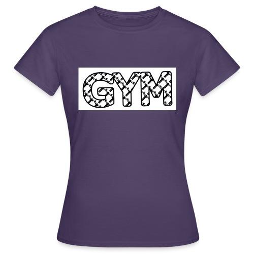 gym - Frauen T-Shirt