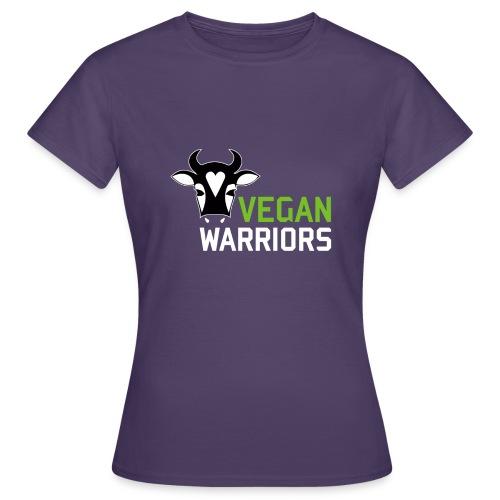 Vegan Warriors - Camiseta mujer