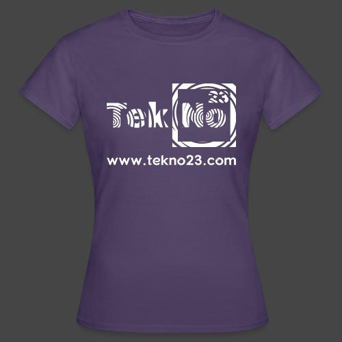 tekno 23 - T-shirt Femme