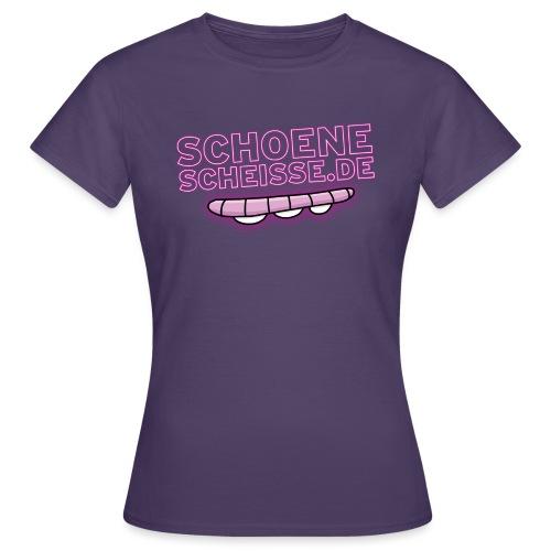 Schoenescheisse.de - Frauen T-Shirt