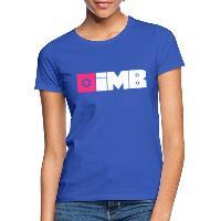 IMB Logo (plain) - Women's T-Shirt royal blue