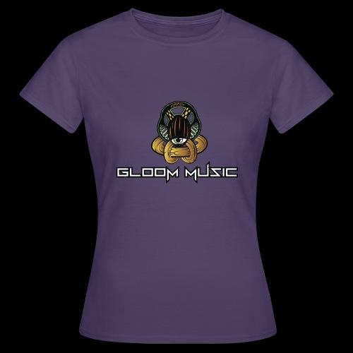 GLOOM MUSIC LOGO COLOR - Women's T-Shirt