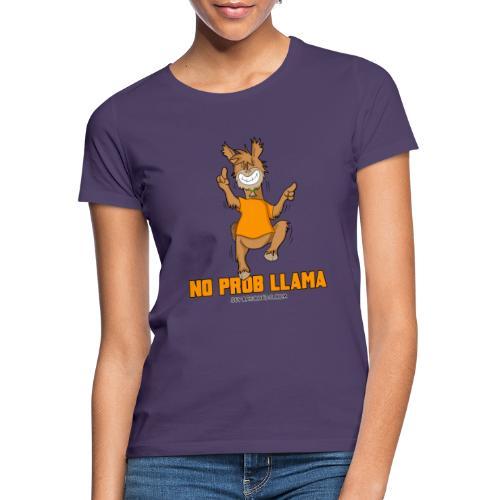 NO PROB LLAMA - Maglietta da donna