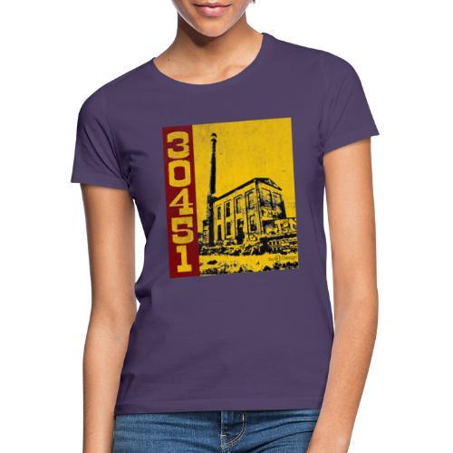 Stadtansichten Hannover Faust - Frauen T-Shirt