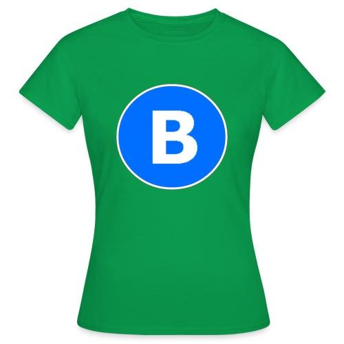 BluePrison - Dame-T-shirt