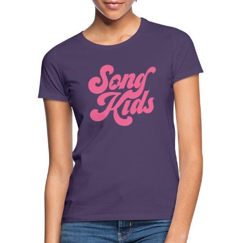 SongKids logo pink png - Women's T-Shirt