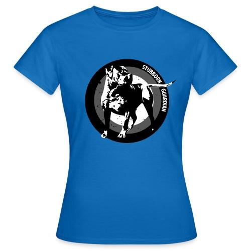 Stubborn Guardian - Naisten t-paita