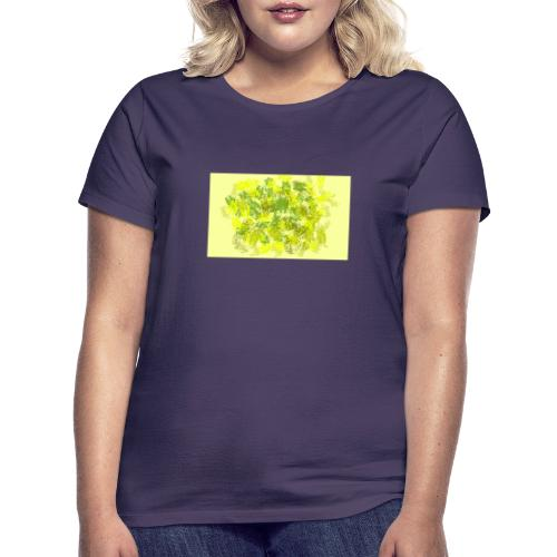 greenandyellow - Camiseta mujer