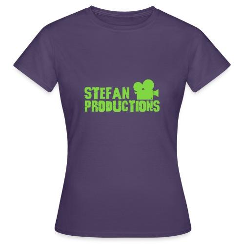 Stefanproductions - Vrouwen T-shirt