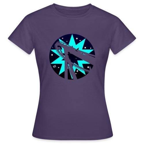 Starry Sky Ripper - Women's T-Shirt