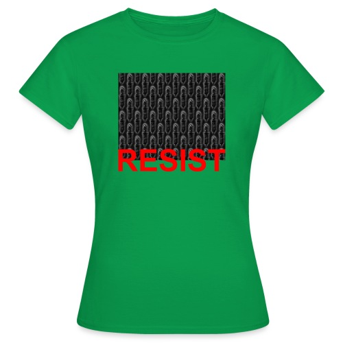 Resist 21.1 - Frauen T-Shirt