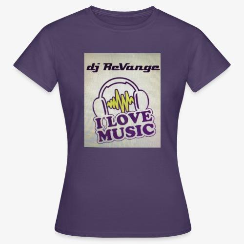 DJ REVANGE - T-shirt Femme