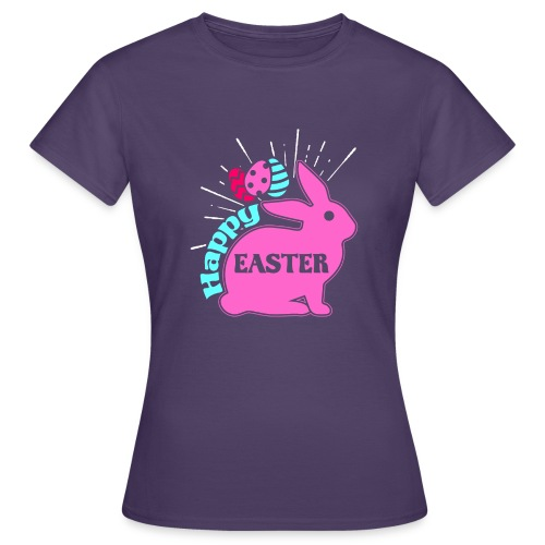 Happy Easter - Frohe Ostern - Frauen T-Shirt