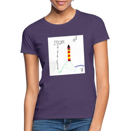 Stolzer Ostfriese - Frauen T-Shirt