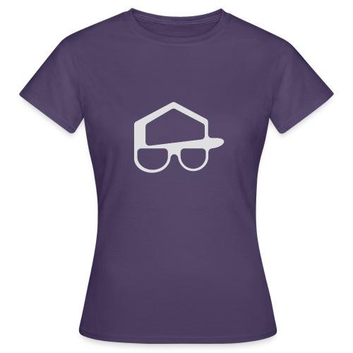 Offisiell p0kker - T-skjorte for kvinner