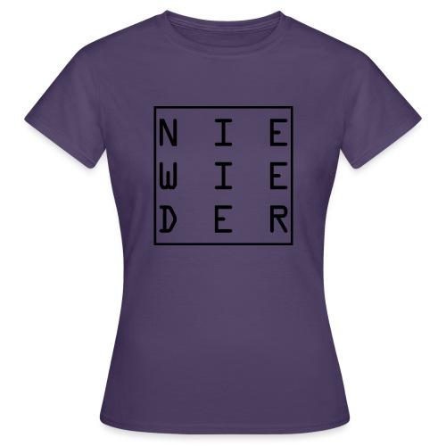 WORTKunstwort 21.2 - Frauen T-Shirt