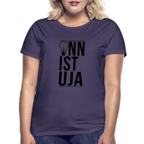 Onnistuja Musta - Naisten t-paita