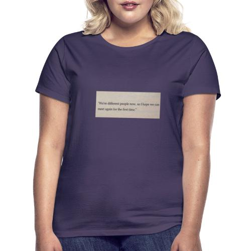 Time - Frauen T-Shirt