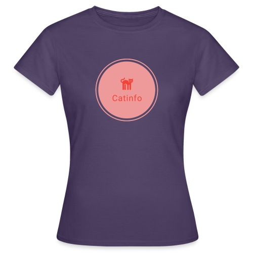 logo transparent - Naisten t-paita