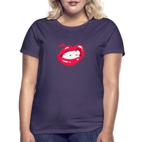Lips 2020 - T-shirt Femme