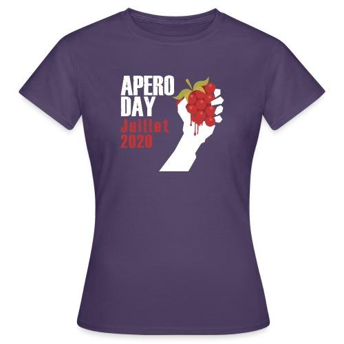 apero domaine dupraz - T-shirt Femme