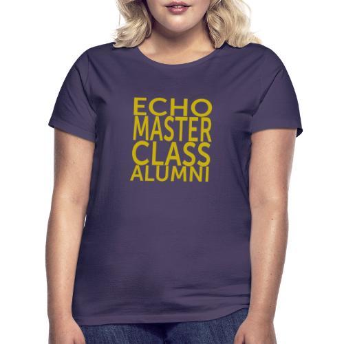 Echo Masterclass - Women's T-Shirt