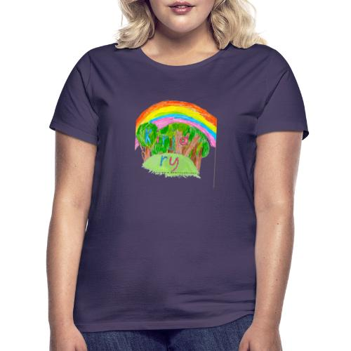 Kirja ry - Naisten t-paita
