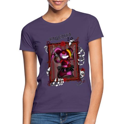 Ballerrina2 0 - Frauen T-Shirt