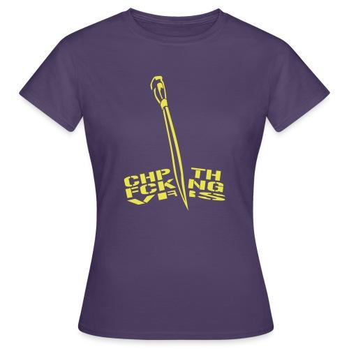 chpvrs - Frauen T-Shirt
