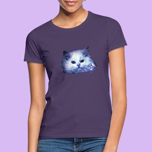Gatto glitter - Maglietta da donna