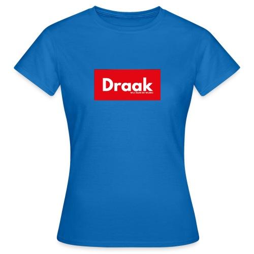 Draak League Spartan - Vrouwen T-shirt