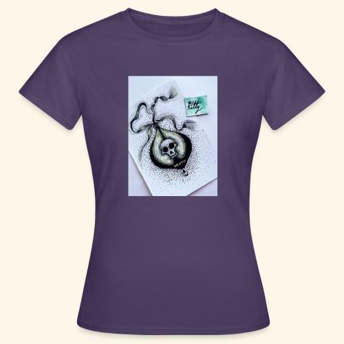 Poison design dark - Camiseta mujer