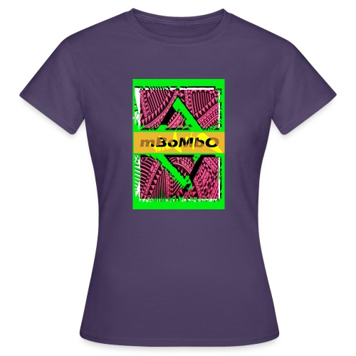 mbombo - Camiseta mujer
