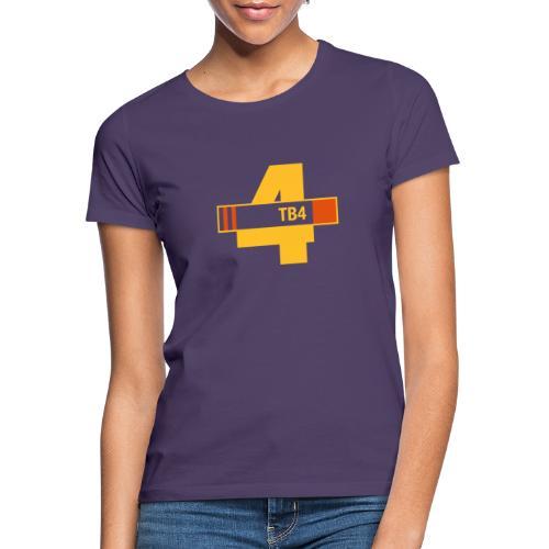 Thunderbird 4 design - Women's T-Shirt