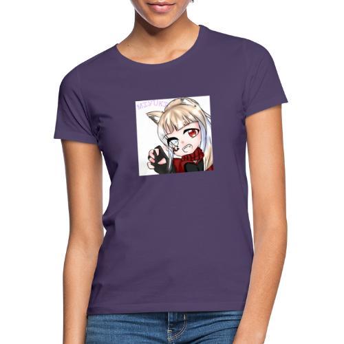Mi loup mi humaines - T-shirt Femme